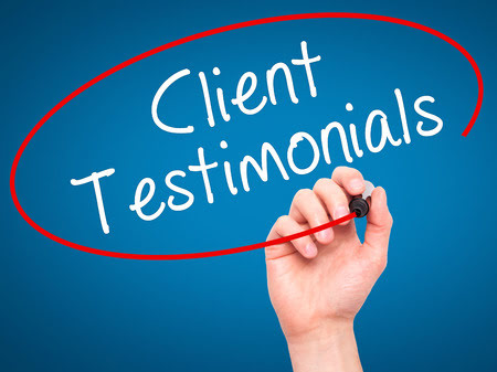 Why Should You Be Posting Client Testimonials On Your Website?