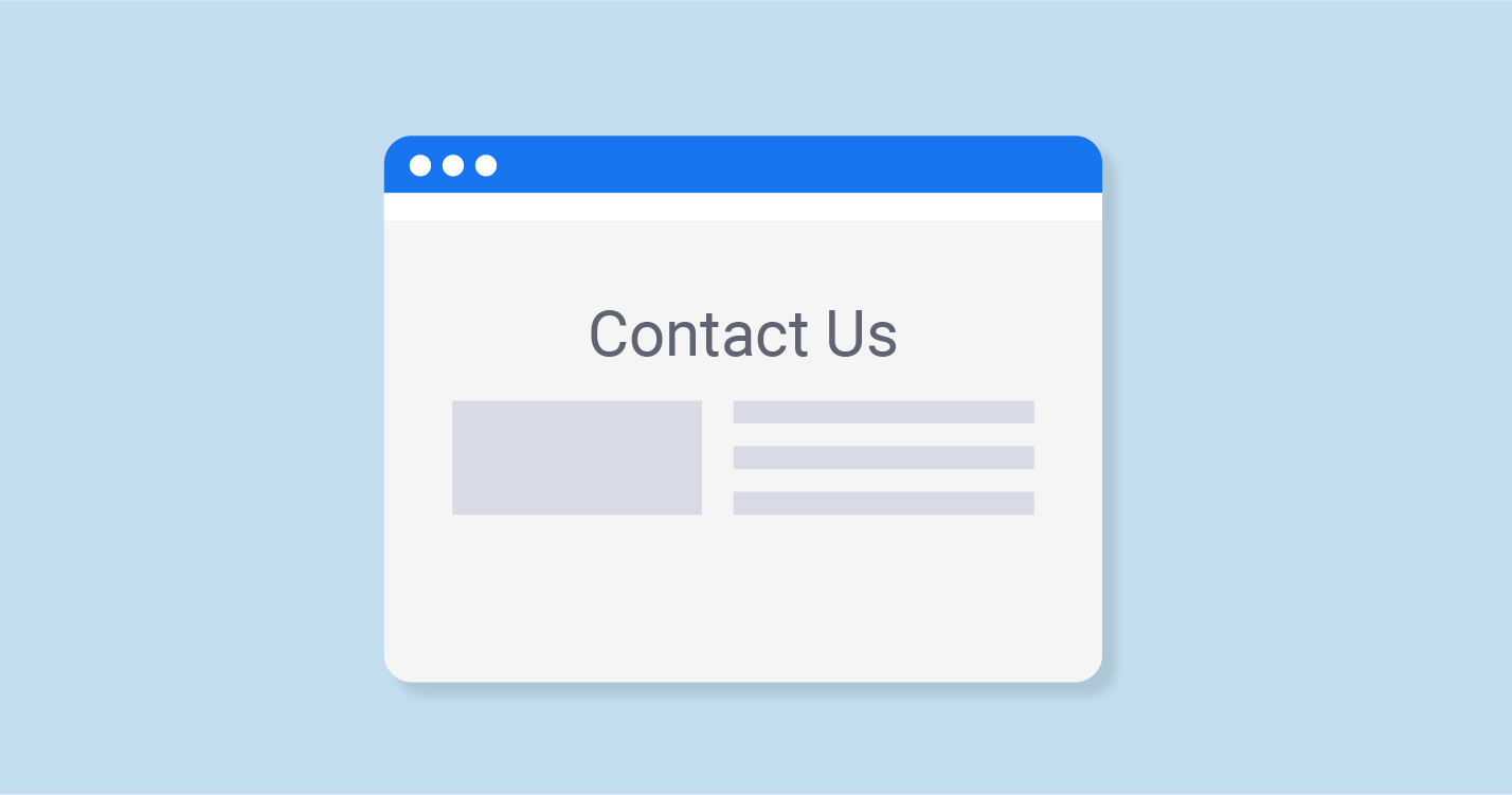What Is A Contact Page And Why You Need One