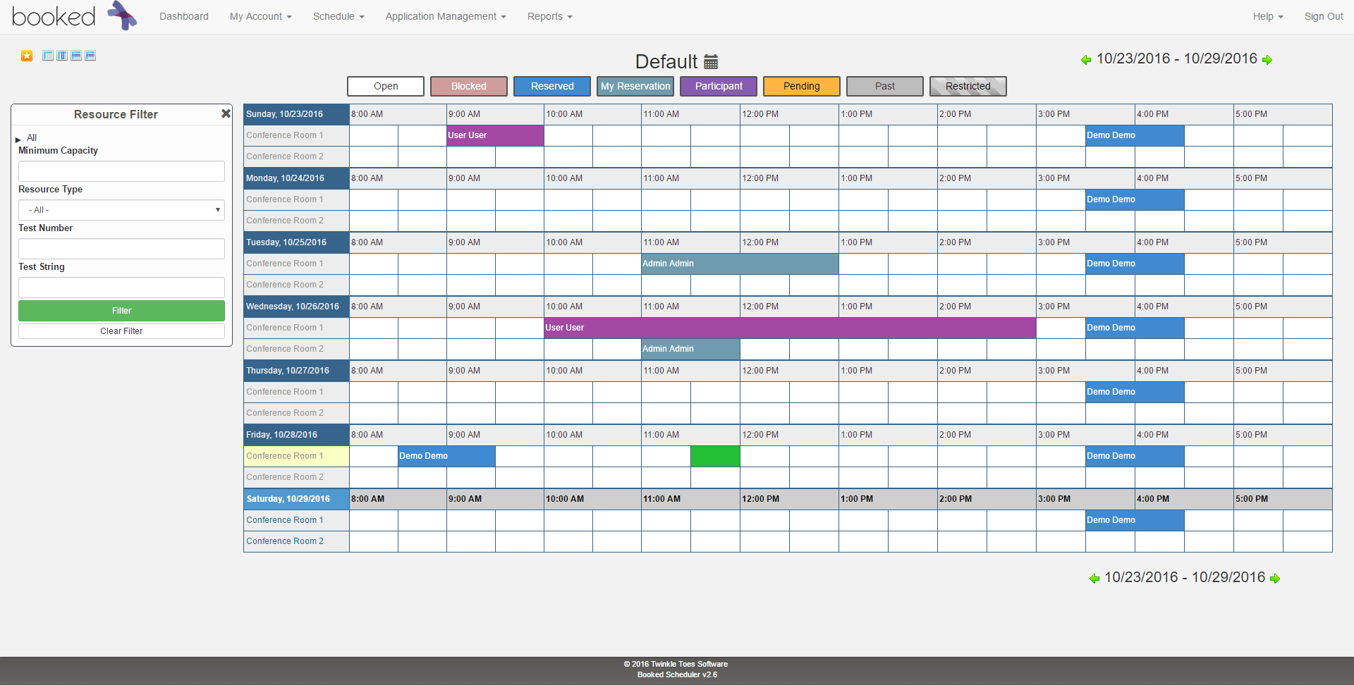 What is a good open source scheduling solution?
